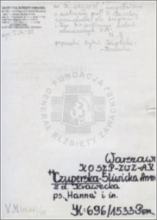 Czuperska-Śliwicka Anna