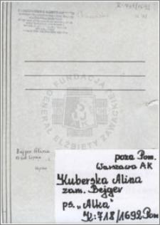 Kuberska Alina