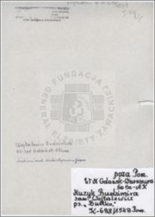 Muzyk Budzimira
