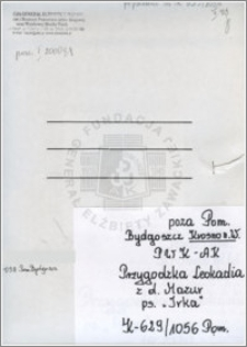 Przygodzka Leokadia