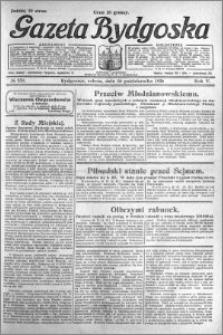 Gazeta Bydgoska 1926.10.16 R.5 nr 239
