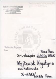Wojtczak Krystyna