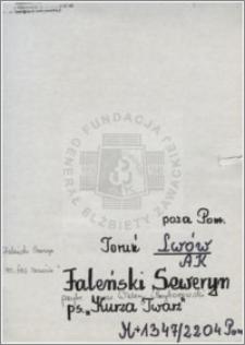 Faleński Seweryn