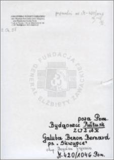 Galuba Benon Bernard