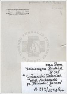 Gołuński Walerian
