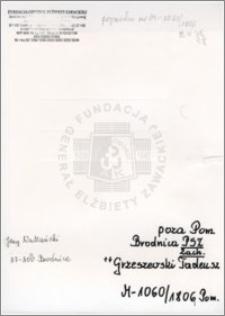 Grzeszewski Tadeusz