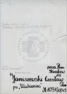 Janiszewski Czesław