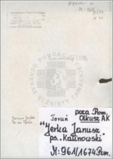 Jerka Janusz