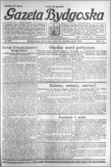 Gazeta Bydgoska 1926.10.21 R.5 nr 243