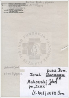 Makowski Józef