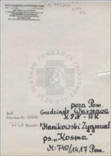 Manikowski Zygmunt