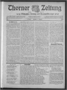 Thorner Zeitung 1915, Nr. 1 2 Blatt