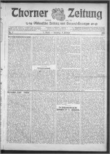 Thorner Zeitung 1915, Nr. 2 2 Blatt