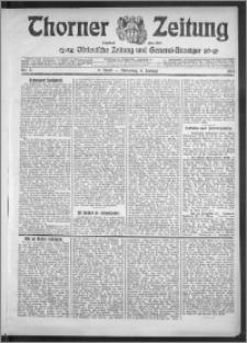 Thorner Zeitung 1915, Nr. 3 2 Blatt