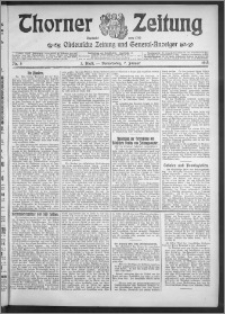Thorner Zeitung 1915, Nr. 5 2 Blatt