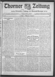 Thorner Zeitung 1915, Nr. 10 2 Blatt