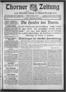 Thorner Zeitung 1915, Nr. 17 1 Blatt