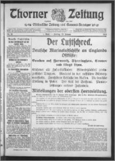 Thorner Zeitung 1915, Nr. 18 1 Blatt