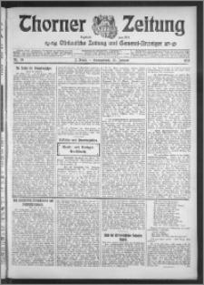 Thorner Zeitung 1915, Nr. 19 2 Blatt
