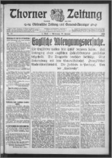 Thorner Zeitung 1915, Nr. 22 1 Blatt