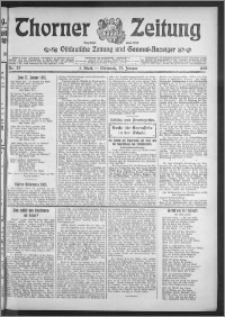 Thorner Zeitung 1915, Nr. 22 2 Blatt
