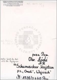 Schumacher Kajetan