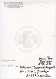 Sikorski Zygmunt August