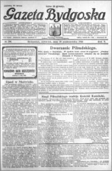 Gazeta Bydgoska 1926.10.28 R.5 nr 249