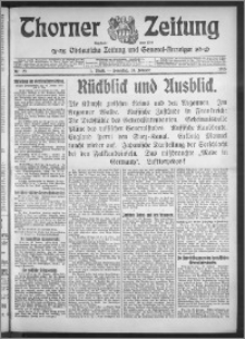 Thorner Zeitung 1915, Nr. 26 1 Blatt