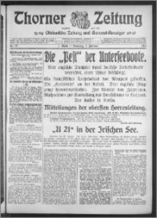 Thorner Zeitung 1915, Nr. 27 1 Blatt