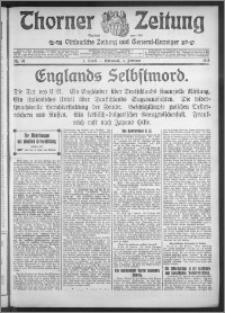 Thorner Zeitung 1915, Nr. 28 1 Blatt
