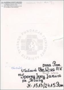 Sporny Jerzy Janusz