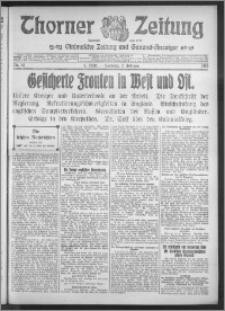 Thorner Zeitung 1915, Nr. 32 1 Blatt