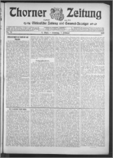 Thorner Zeitung 1915, Nr. 32 2 Blatt