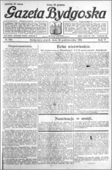Gazeta Bydgoska 1926.10.29 R.5 nr 250