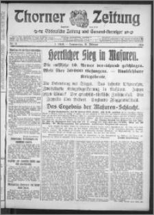 Thorner Zeitung 1915, Nr. 41 1 Blatt