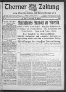 Thorner Zeitung 1915, Nr. 43 1 Blatt