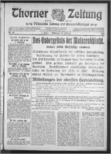 Thorner Zeitung 1915, Nr. 46 1 Blatt