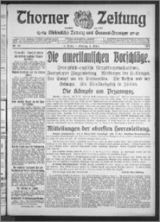 Thorner Zeitung 1915, Nr. 54 1 Blatt