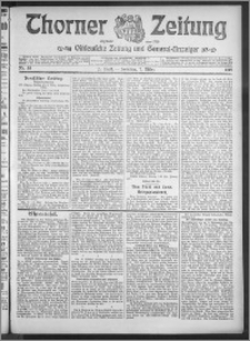 Thorner Zeitung 1915, Nr. 56 2 Blatt