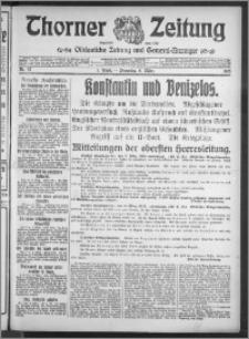 Thorner Zeitung 1915, Nr. 57 1 Blatt