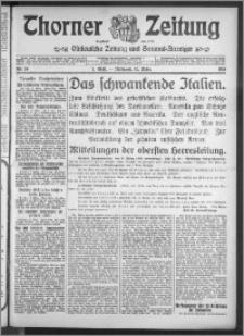 Thorner Zeitung 1915, Nr. 58 1 Blatt
