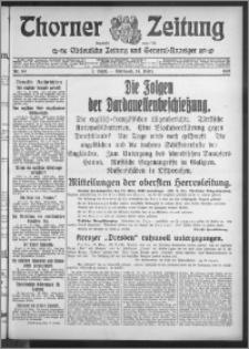Thorner Zeitung 1915, Nr. 64 1 Blatt