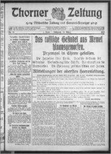 Thorner Zeitung 1915, Nr. 70 1 Blatt