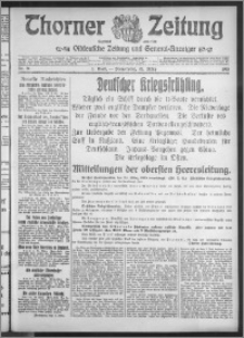 Thorner Zeitung 1915, Nr. 71 1 Blatt