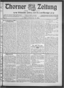 Thorner Zeitung 1915, Nr. 71 2 Blatt