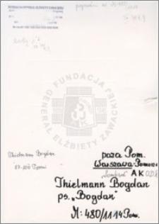 Thielmann Bogdan