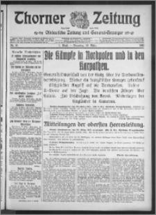 Thorner Zeitung 1915, Nr. 75 1 Blatt