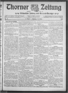 Thorner Zeitung 1915, Nr. 75 2 Blatt