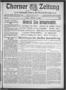 Thorner Zeitung 1915, Nr. 76 1 Blatt